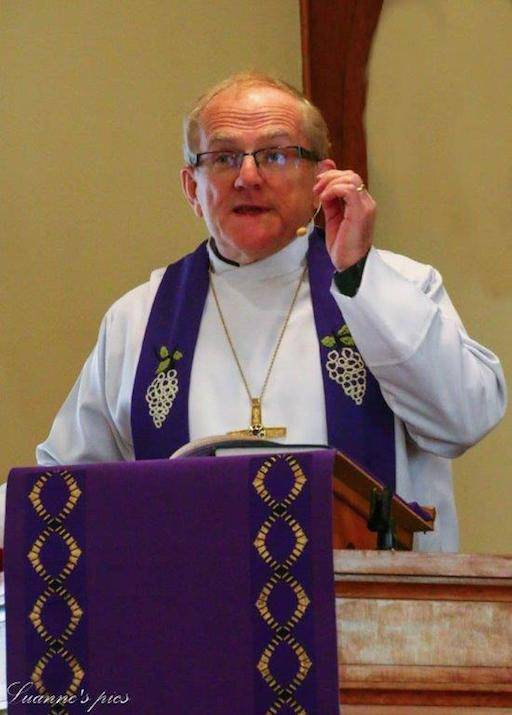 Bishop Skrenes visits St. James, Rudyard – April 9, 2017